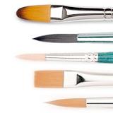 pennelli per colori acrilici prezzi pennelli tintoretto acrilici
