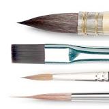 pennelli per decorazione prezzi pennelli tintoretto acrilici