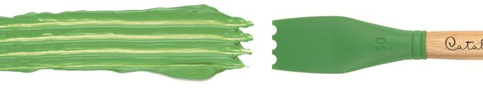 pennelli silicone spatole silicone princeton