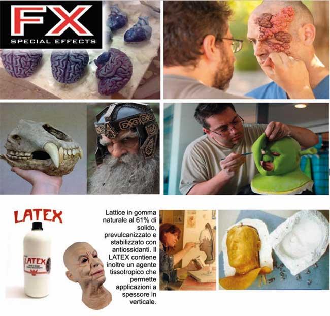 Latex latice prochima, e30 resina