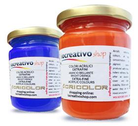 colori acrilici iocreativo prezzi colori acrilici negozio belle arti firenze