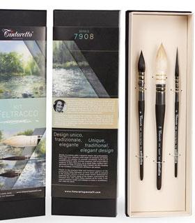 pennelli per acquerello negozio belle arti firenze