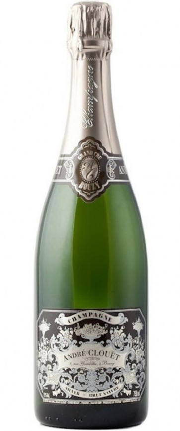 andre clouet champagne silver magnum