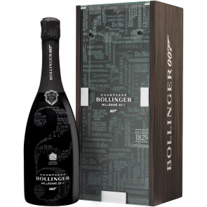 "Bollinger Champagne Millesimè ""Limited Edition 007 James Bond"" Magnum 2011"