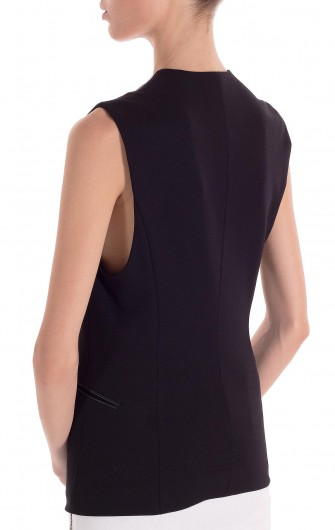 Gloria Sleeveless Jacket