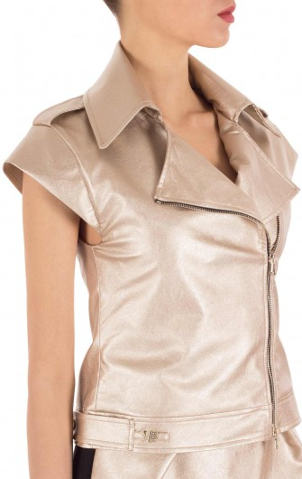 Gisella Sleeveless Jacket