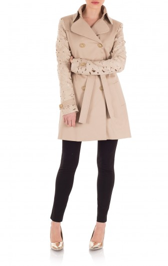 Maddalena Trench Coat